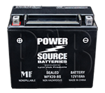 Power Source WPX20-BS 12V, 18AH