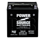 Power Source WPX30L-BS 12V, 30AH